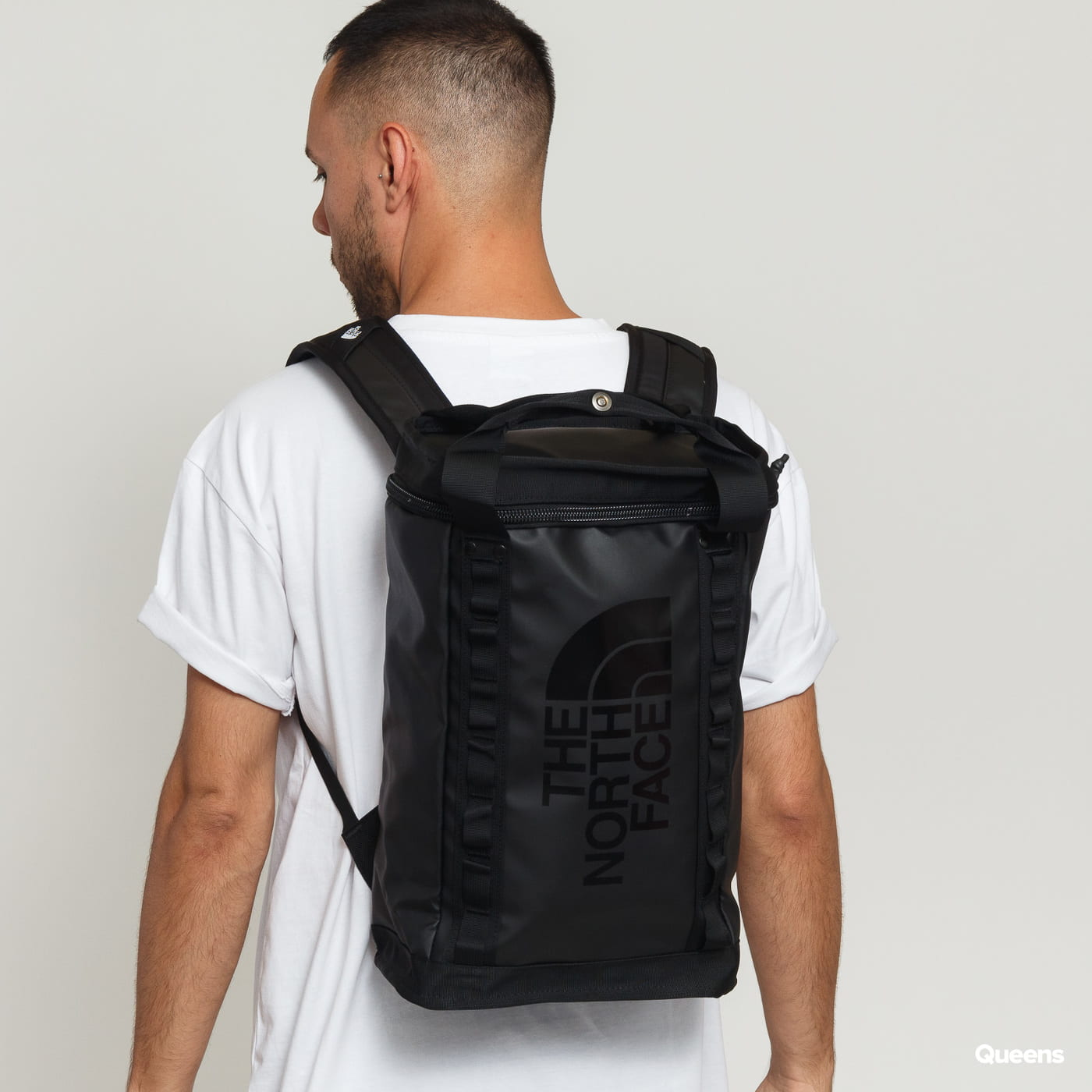 Backpack The North Face Explore Fusebox S Black