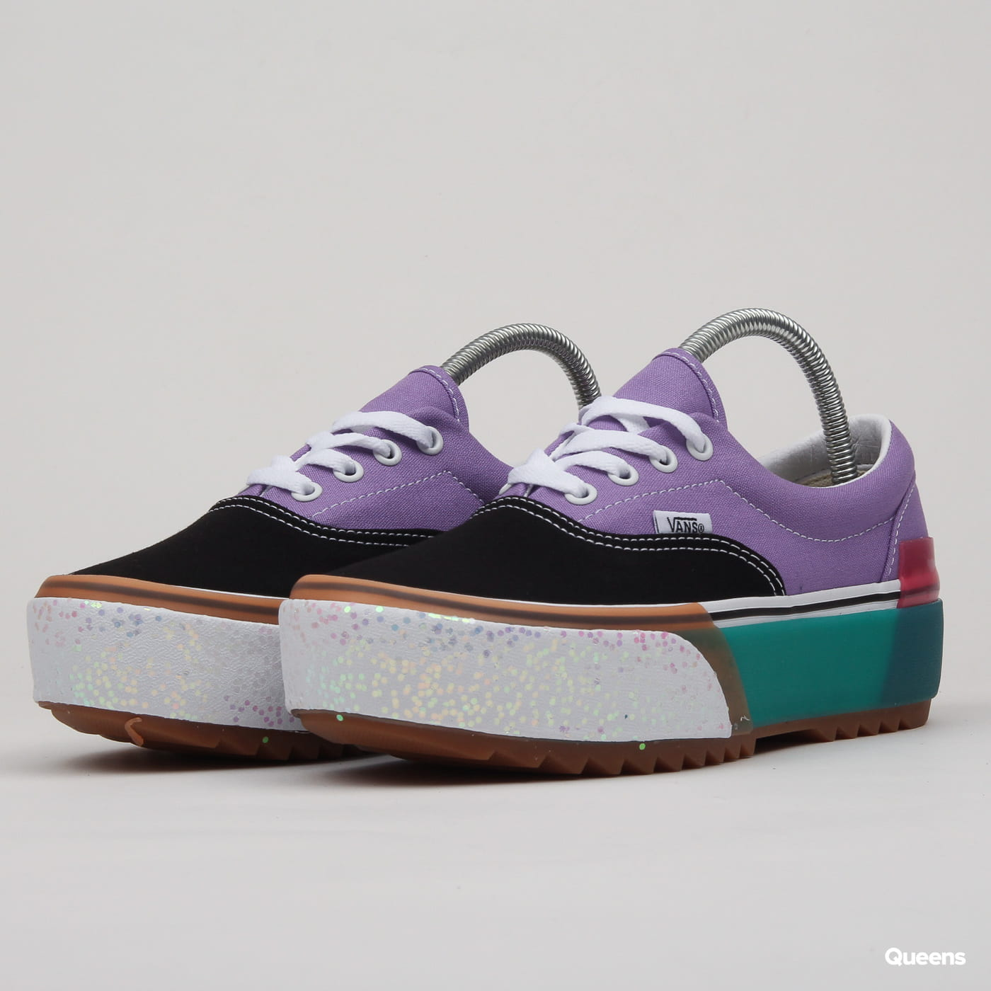 abacdd990 Vans Era Stacked (VN0A4BTOVYF1) – Queens 💚