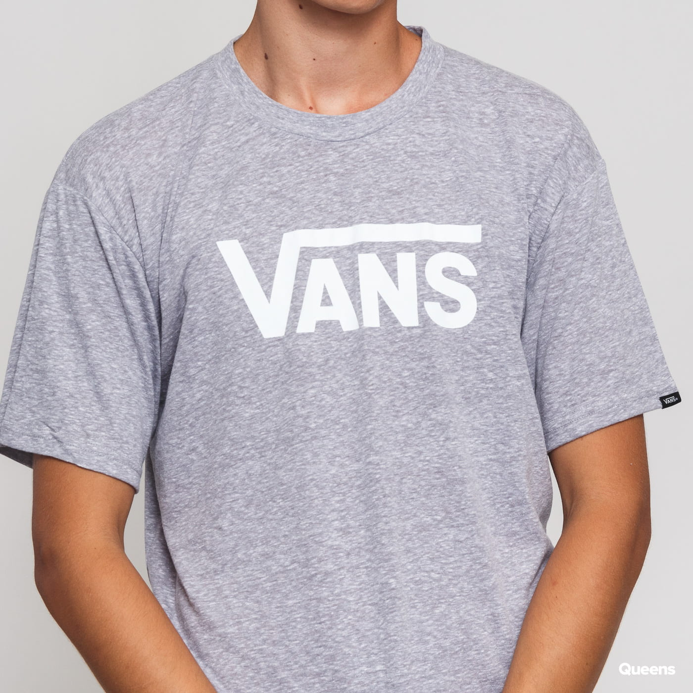 Vans MN Vans Classic Heat melange gray