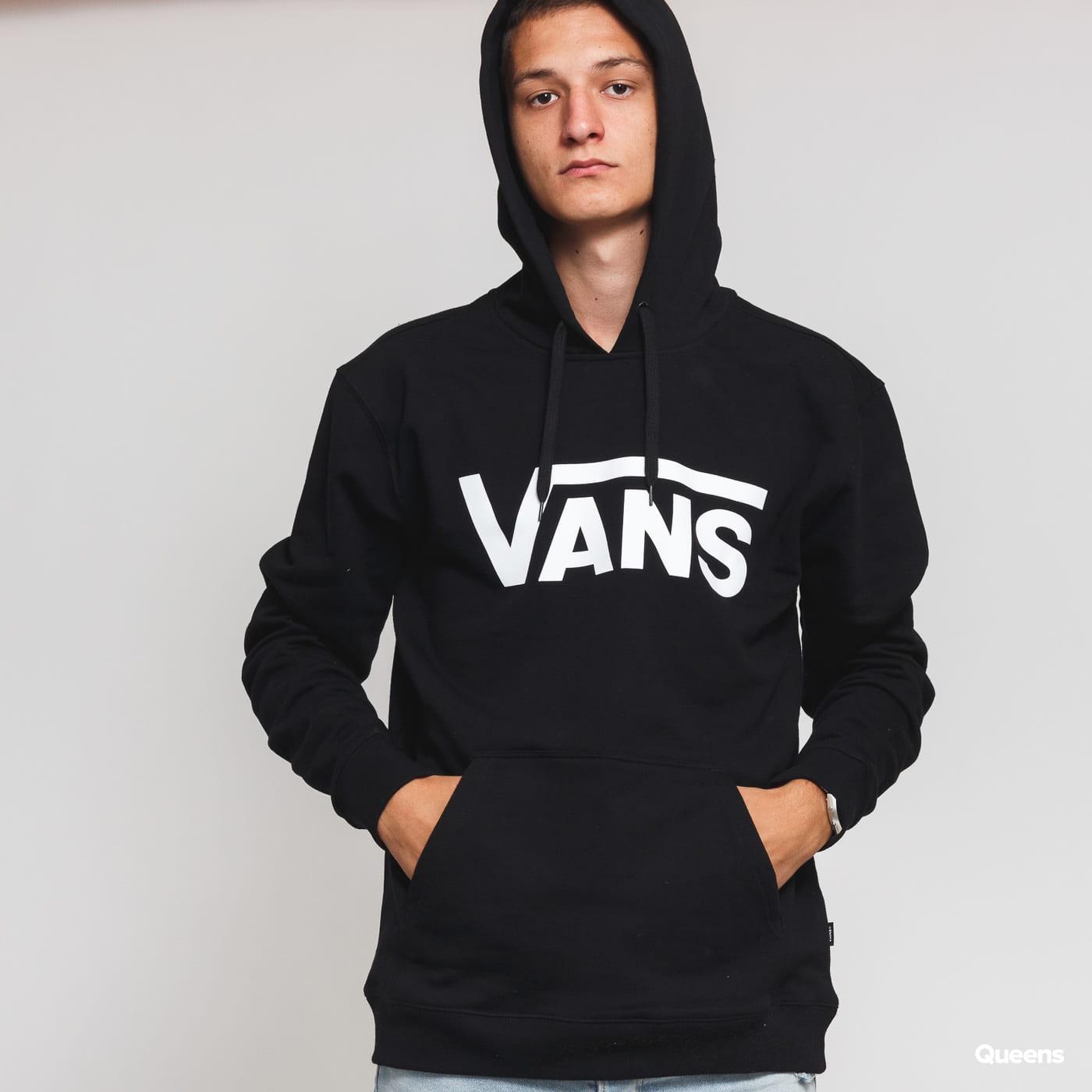 Vans MN Vans Classic Po Hoodie II schwarz