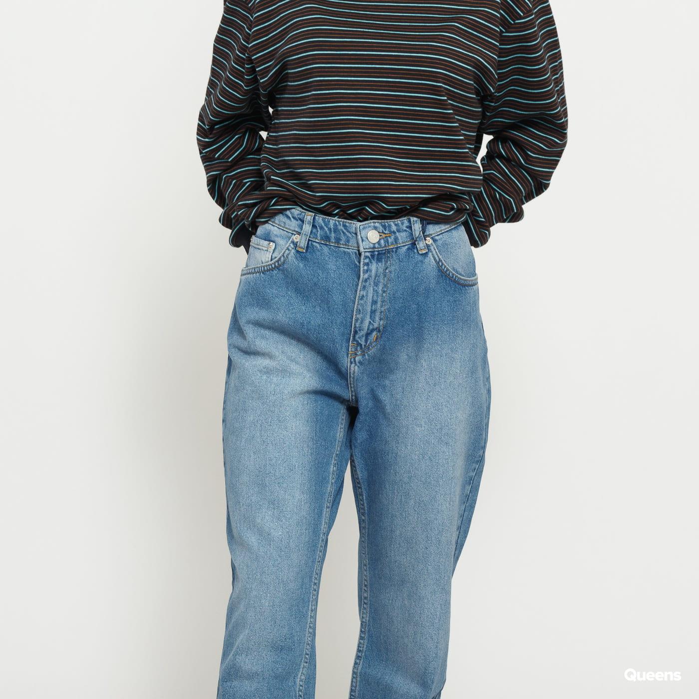 WOOD WOOD Eve Jeans classic blue vintage