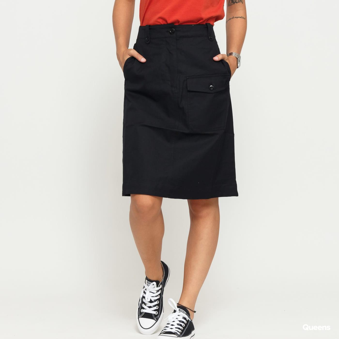 WOOD WOOD Runa Skirt black