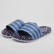 adidas Originals Adilette W conavy / globlu / reablu