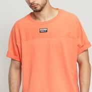 adidas Originals R.Y.V. Blkd Tee oranžové