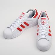 adidas Originals Superstar ftwwht / actred / ftwwht
