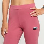 adidas Originals Tight tmavě růžové