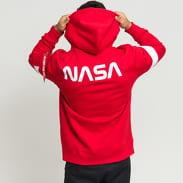 Alpha Industries Apollo 15 Hoody červená