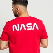 Alpha Industries Apollo 15 Tee červené