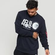 Alpha Industries Apollo 50 Sweater navy