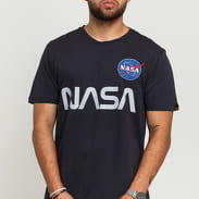 Alpha Industries NASA Reflective Tee navy