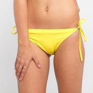 Calvin Klein Cheeky String Side Tie Bikini žluté