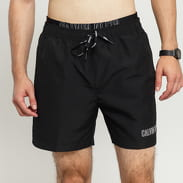 Calvin Klein Medium Double Waistband černé