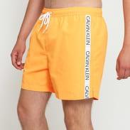 Calvin Klein Medium Drawstring oranžové