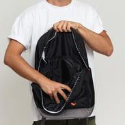 Jordan Air Jordan Classics Backpack černý / šedý / oranžový