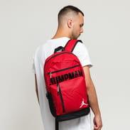 Jordan Air Jordan Jumpman Backpack červený / černý