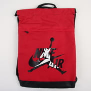 Jordan Jumpman Gym Sack červený / černý