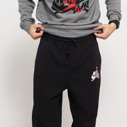Jordan M J Jumpman Classics Fleece Pants černé