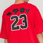 Jordan M J Sport DNA SS Jordan Crew červené