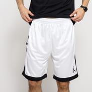 Jordan M Jumpman Shimmer Short bílé / černé