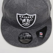 New Era 950 NFL Engineered Plus Raiders tmavě šedá