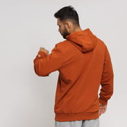 New Era Essential Hoody New Era tmavě oranžová