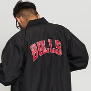 New Era NBA Team Logo Bomber Chicago Bulls černá