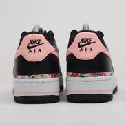 Nike Air Force 1 VF (GS) black / pink tint - white
