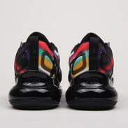 Nike Air Max 720 black / mettalic silver
