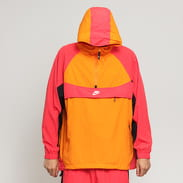 Nike M NSW Re-Issue Jacket Hoodie Woven oranžová / růžová