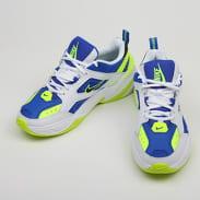 Nike M2K Tekno white / black - volt - racer blue