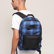 Nike NK Heritage Backpack 2.0 černý / modrý / bílý