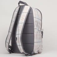 Nike NK Heritage Backpack- 2.0 AOP krémový / světle béžový / šedý