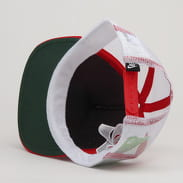 Nike U NRG Pro Cap Stranger Things QS červená / bílá / tmavě zelená