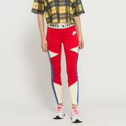 Nike W NSW NSP Legging GX červené / krémové