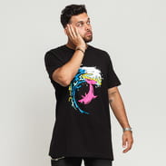 Pink Dolphin Wipeout Tee černé