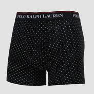 Polo Ralph Lauren Boxer Briefs 3 Pack černé / bílé / červené