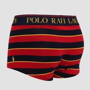 Polo Ralph Lauren Classic Stripe Trunk červené / navy / žluté