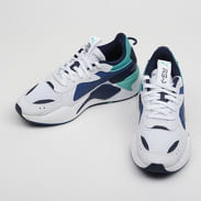 Puma RS-X Hard Drive puma white - galaxy blue