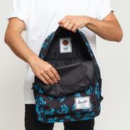 The Herschel Supply CO. Classic XL Backpack černý / modrý