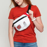 The Herschel Supply CO. Fifteen Hello Kitty Hip Pack bílá