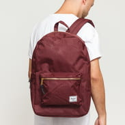 The Herschel Supply CO. Settlement Backpack tmavě vínový