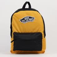 Vans Realm Backpack černý / žlutý