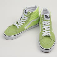 Vans Sk8-Hi sharp green / true white