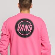 Vans Taper Off Crew růžová