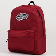 Vans WM Realm Backpack bordeaux