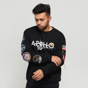 Alpha Industries Apollo 50 Patch Sweater