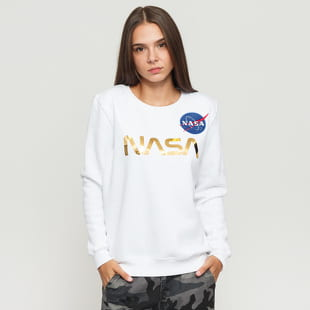 Alpha Industries NASA PM Sweater Wmn