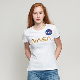 Alpha Industries NASA PM Tee Wmn