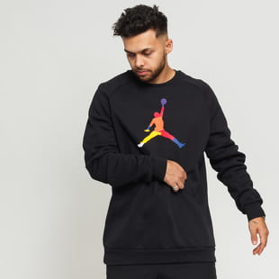 Jordan M J Sportswear DNA Fleece Crew