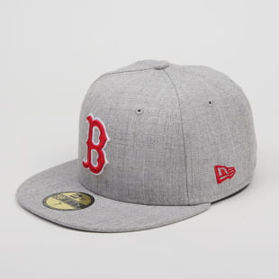 New Era 5950 MLB Heather Gray B